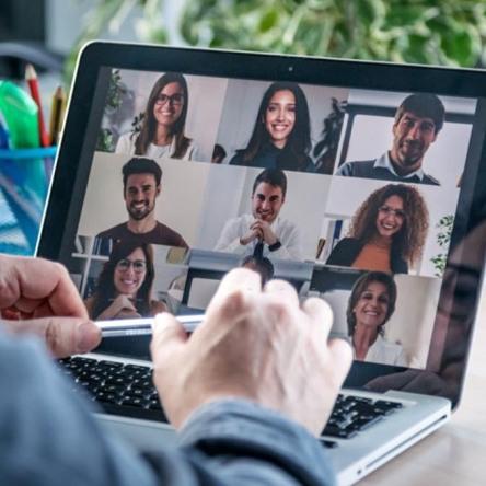 Aplicación para realizar videoconferencias