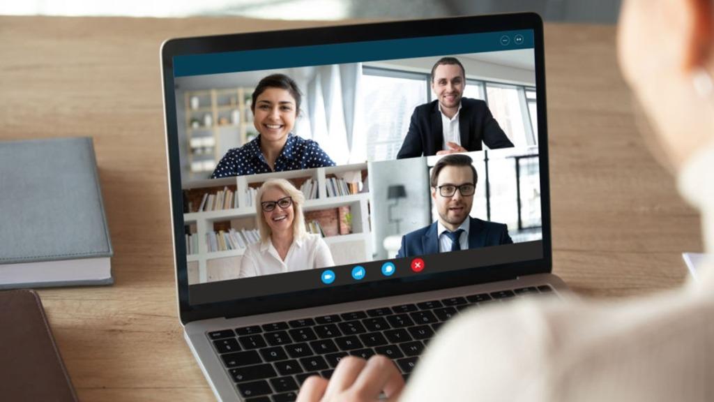 Videoconferencias laborales