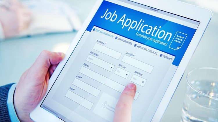Solicitud de empleo en linea