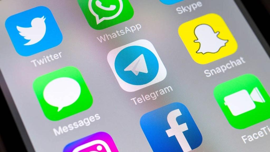Apps de telegram