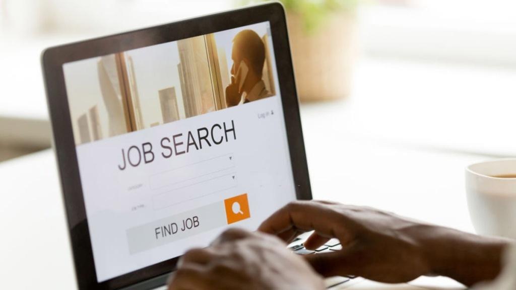 Página para buscar empleo