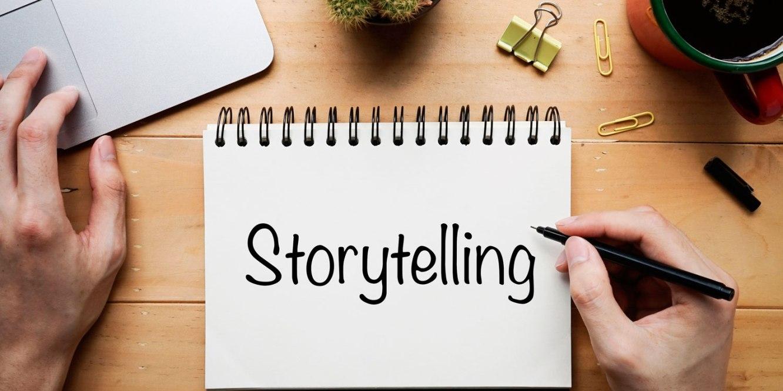 storytelling cv