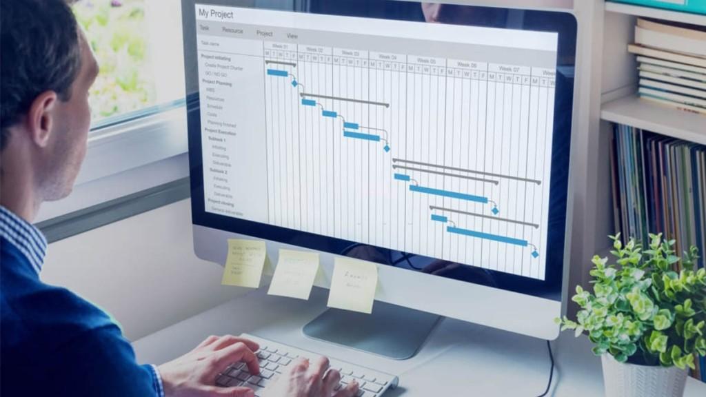 Optimización de tiempo empresarial