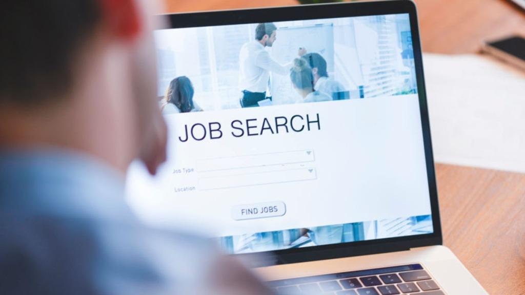 Buscar un trabajo nuevo