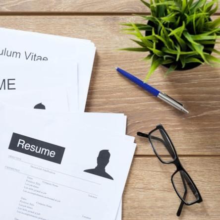 Crear un CV en Misolicitud